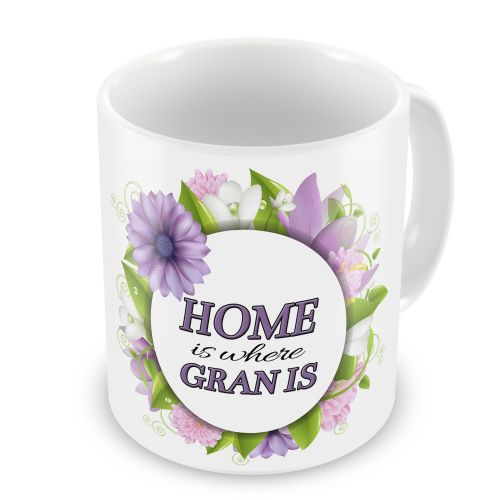 Home Is Where... Is Novelty Gift Mug